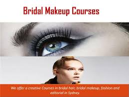 ppt bridal and day makeup powerpoint
