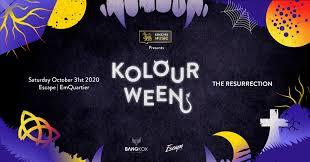 Kolour Halloween 2020: The Resurrection - gspotent.com