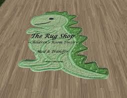 Second Life Marketplace Children S 3x3 Mesh Cutesy Rugs Green Dragon The Rug Shop