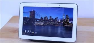 google home hub as a digital photo frame