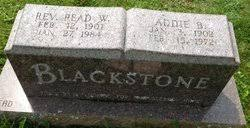 Addie Fox Blackstone (1902-1972) - Find A Grave Memorial
