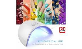 36w led uv nail polish dryer l gel