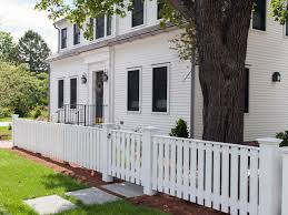 Spaced Picket Fence Cape Cod Fence Company