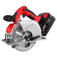 Milwaukee Tool M28 Cordless 6 7 8 Metal Cutting Saw Kit The Home Depot Canada