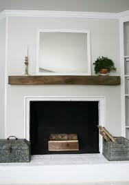 decorate your fireplace mantel shelf