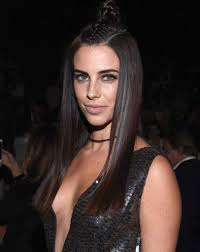 Jessica Lowndes at Dennis Basso Fashion Show during NYFW - SAWFIRST