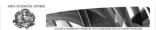 Diva PAVESI Médaille de Vermeil Membre et Déléguée de la Société Académique  des Arts, Sciences et Lettres