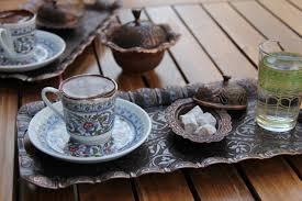 turkish coffee or tea anyone compass