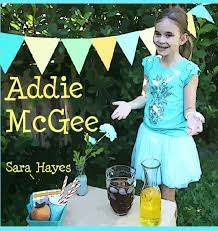 Addie McGee (1) (Life Lessons): Hayes, Sara: 9781979790581: Amazon.com:  Books