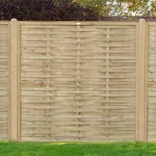 6ft Fence Panels Buy Sheds Direct
