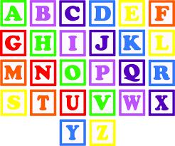 Alphabet Blocks Wall Decal Set 19 94 Arise Decals