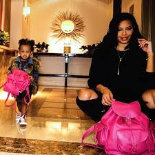 VANESSA SIMMONS AND DAUGHTER AVA MODEL HER NEW 'SWEET VIBES' COLLECTION +  DAUGHTER AVA HELPED HER RESTORE FAITH AND CONFIDENCE IN HERSELF