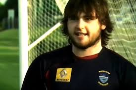 I saw everyone talking about me and thought, 'Yeah, I probably don't look  like the average U21 hurler'