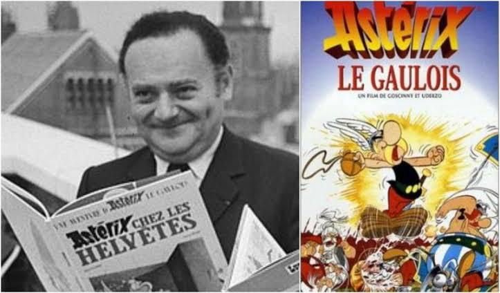 """Resultado de imagem para René Goscinny"""""""
