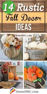 14 Best Rustic Fall Decor And Design Ideas For 2020