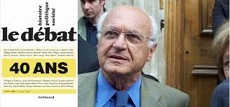 Avec la fin de la revue « Le Débat », Pierre Nora pointe la baisse du  niveau culturel en France – La Droite au cœur