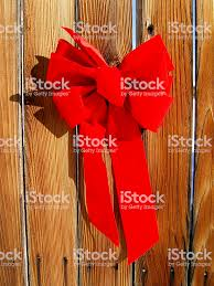 Bow On Fence Stock Photo Download Image Now Istock