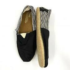 toms mens shoes size m12 flats