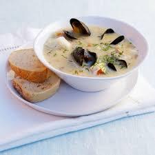 Monka' Famous Seafood Chowder Recipe