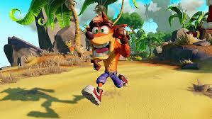 video game crash bandicoot n sane