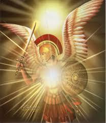 Resultado de imagen de arcangel san miguel gif