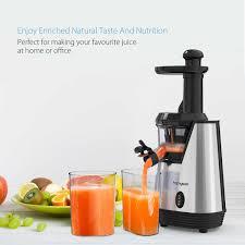 18 máy ép trái cây tốc độ chậm công suất lớn dễ lau rửa giá từ 800k -  NTDTT.com