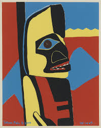 Thelma Johnson Streat | Totem Pole Figure. (circa 1945-50) | Artsy