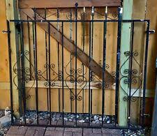 Antique Wrought Iron Garden Fences For Sale Ebay