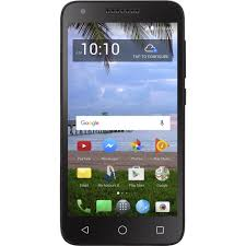 tracfone tcl lx prepaid smartphone