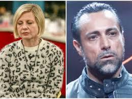 GF Vip 2020, Antonella Elia vuole lasciare Pietro Delle Piane, lui ...