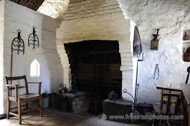 old irish cottage fireplace deco
