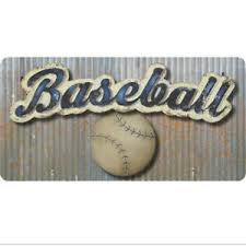 Wall Decal Mural Vinyl Sticker Baseball Quote Saying Boy Room Nursery Ball Decor Ebay