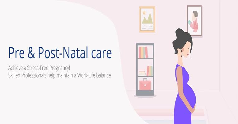postnatal care, prenatal care