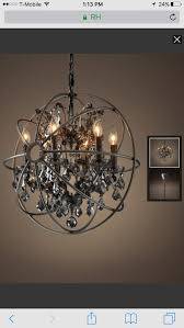 swag hook compatible with rh chandelier