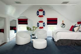 nautical theme boys bedroom cottage