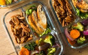 meal prep after gastric sleeve weight