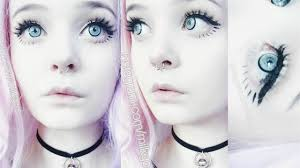 doll eye makeup you