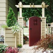 Give Your Garden A Great Entrance With These Gate Ideas Wooden Garden Gate Garden Gates And Fencing Fence Design