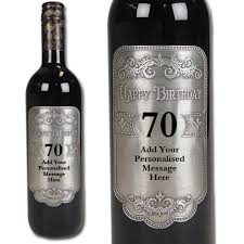 gifts for men 70th birthday
