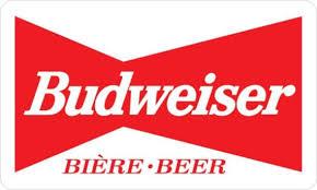 Budweiser Sticker Decal Different Sizes Beer Bumper Window Etsy