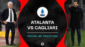 Atalanta v Cagliari live stream: Watch the Serie A fixture online