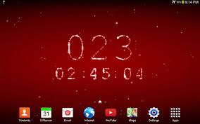 countdown live wallpaper countdowns