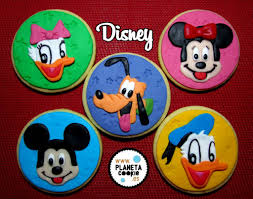 Un Cumpleanos Disney Planeta Cookie