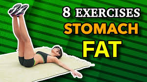 8 best exercises to shrink stomach fat