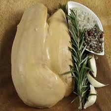fresh duck liver foie gras