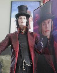 NECA Johnny Depp Willy Wonka LARGE 18