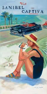 ☼ Sanibel Island, Florida ☼ — Myra Roberts whimsical artwork ...