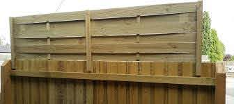 How To Install Fence Extensions Screening Solutions By Lattice Factory