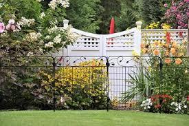 Ashmanonline Garden Fence 32in X 20ft Set Of 14 Ashman Garden Decor