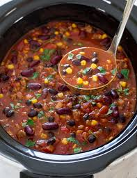slow cooker turkey chili the best